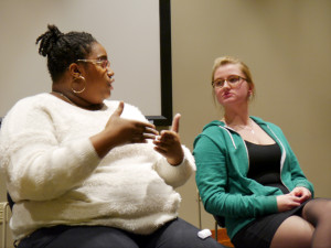 Religion and Pro Choice Panel by Katie Crawford