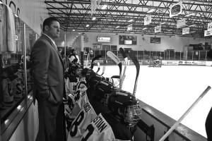 Hockey - Hubbard - BW