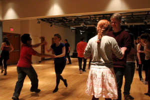 Dancing with the Profs by Abedin Rafique