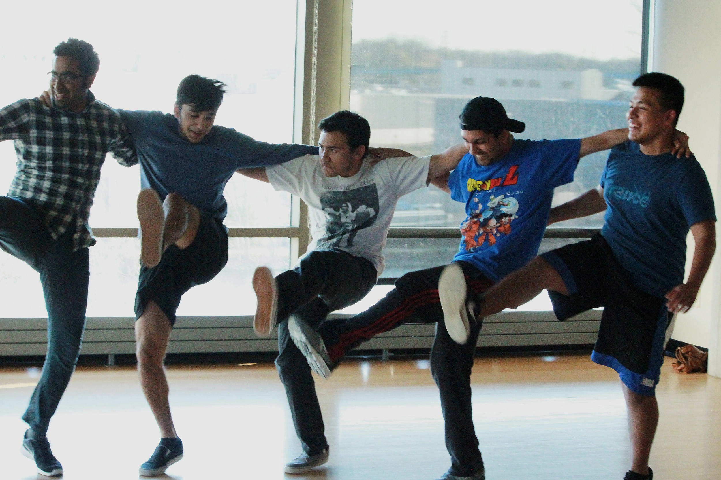 Students learn Merengue and Bachata styles of dance, as well as Salsa dancing.